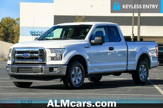 Pre Owned 2017 Ford F 150 Xlt