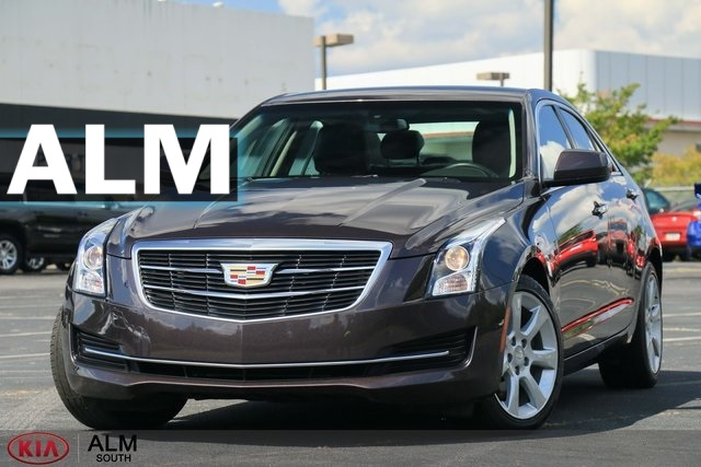 Pre-Owned 2015 Cadillac ATS 2.0L Turbo