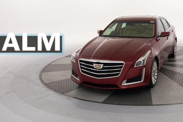 Pre-Owned 2015 Cadillac CTS 3.6L Luxury