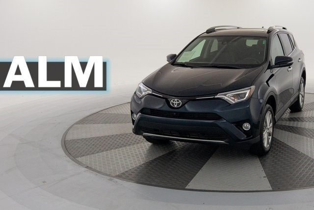 Toyota Of Union City >> Pre Owned 2018 Toyota Rav4 Limited With Navigation