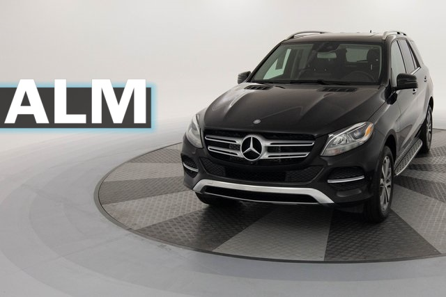 Pre Owned 2016 Mercedes Benz Gle 550e