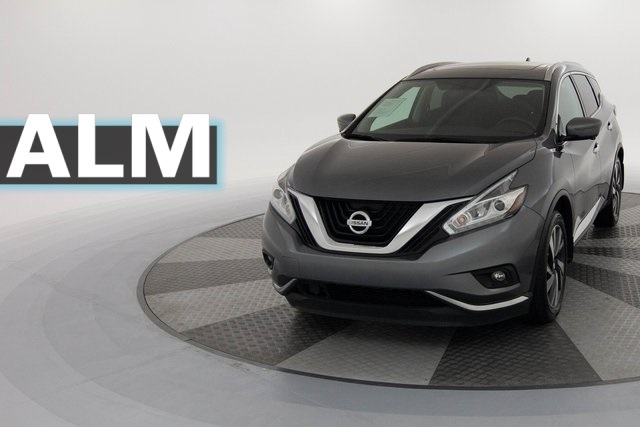 Pre Owned 2016 Nissan Murano Platinum