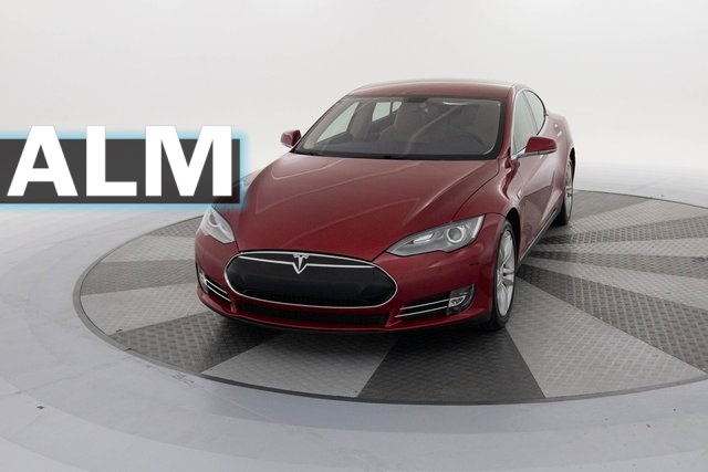 Pre-Owned 2014 Tesla Model S Performance
