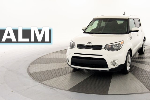 Pre-Owned 2017 Kia Soul Plus