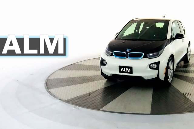 Pre-Owned 2016 BMW i3 Base