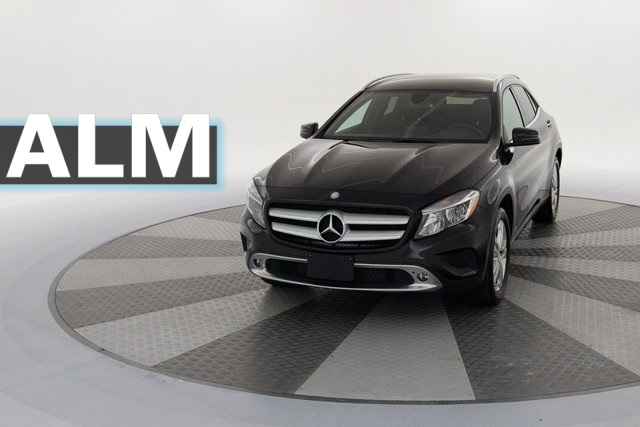 pre-owned 2017 mercedes-benz gla gla 250 4d sport utility in union