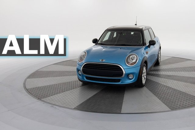 Pre Owned 2016 Mini Cooper Base 4d Hatchback In Union City G2d09912