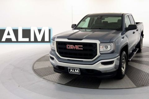 Pre-Owned 2016 GMC Sierra 1500 Base
