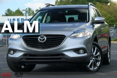 Pre-Owned 2015 Mazda CX-9 Grand Touring