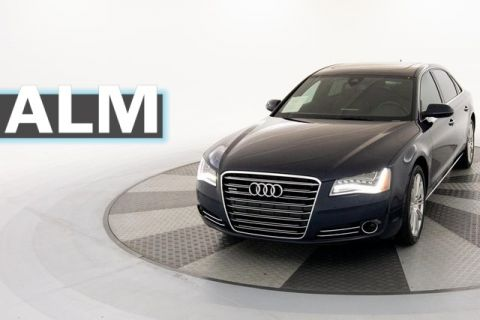Pre-Owned 2013 Audi A8 L 3.0T