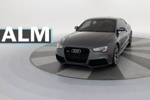 Pre-Owned 2015 Audi RS 5 4.2