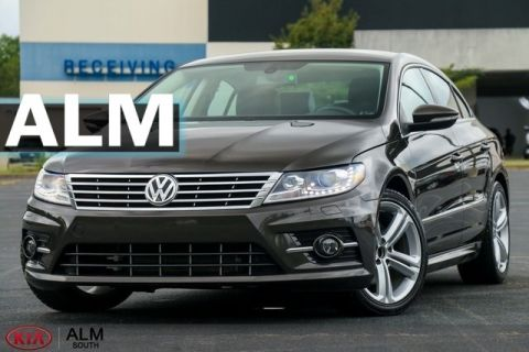 Pre-Owned 2015 Volkswagen CC 2.0T R-Line